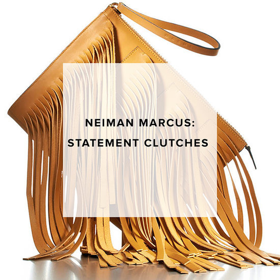Hold On: Statement Clutches From Neiman Marcus