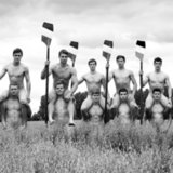 Warwick Men's Rowing Team Naked Calendar 2015
