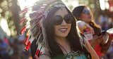 A Music Festival Finally Banned Native-American-Style Headdresses