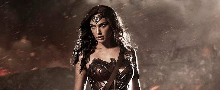See the First Picture of Gal Gadot as Wonder Woman