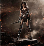 Gal Gadot as Wonder Woman: First Picture From Batman vs. Superman: Dawn of Justice