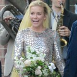 Piper Perabo's Wedding Pictures