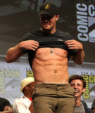 Stephen Amell Unleashes His