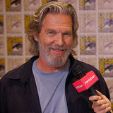 Jeff Bridges Interview For The Giver   Video