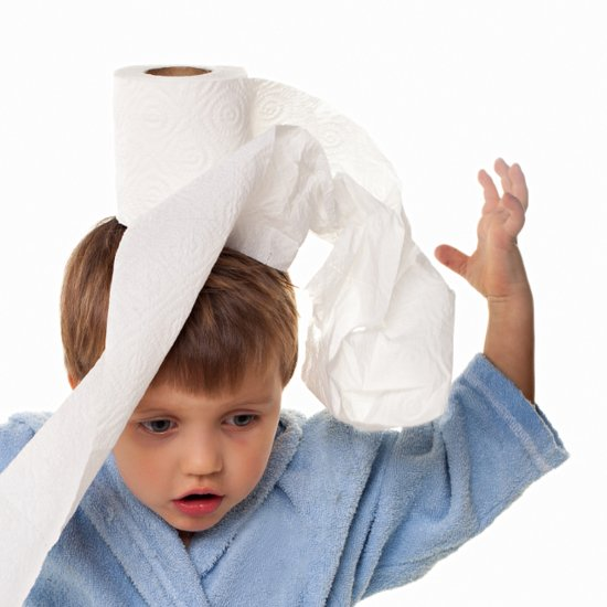 How to Get Your Child to Wipe Himself