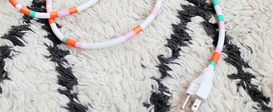 How-To: Clean Up Chargers and Cords