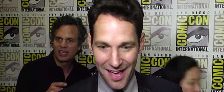 Mark Ruffalo Fangirling Over Paul Rudd Is Just Too Good