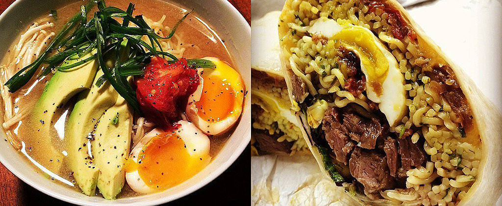 Beyond the Ramen Burger: 18 Sun Noodle Creations We're Craving
