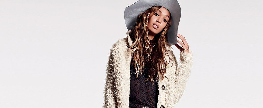 Exclusive: Joan Smalls Is Free People's August Cover Girl