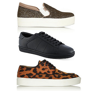Fancy Footwork 20 Of The Best Fashion Trainers