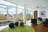 Sweeping views of the New York City skyline are a definite plus.  Source: Town Real Estate