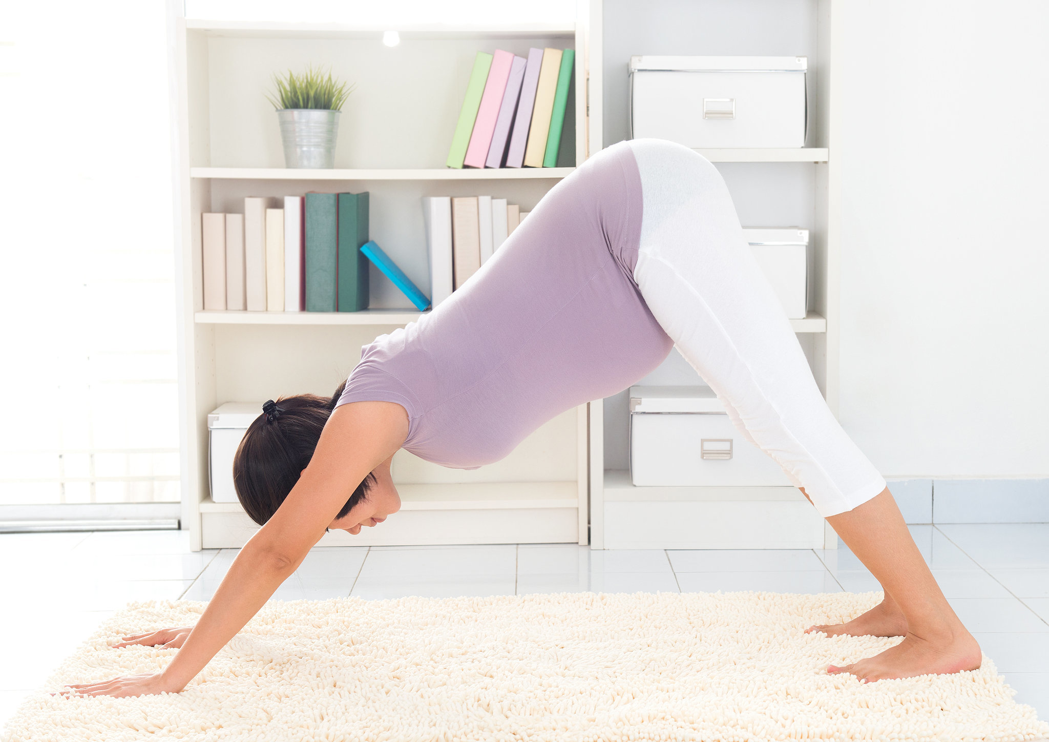Yoga Moves For Pregnancy Pains