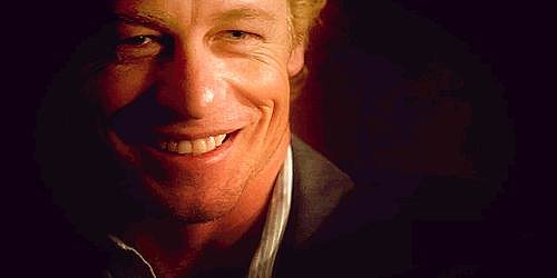 Are you ready for some sexy Simon Baker smirk GIFs?