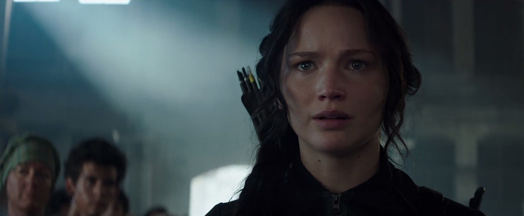 The 6 Most Intense GIFs From the Mockingjay Trailers
