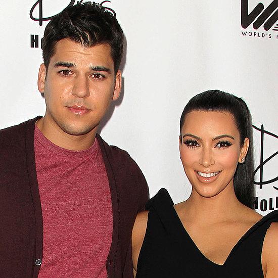 Kim Kardashian Adrienne Bailon Rob Kardashian Twitter Feud