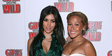 Kim Kardashian Slams Adrienne Bailon For Kicking Her Brother Rob When He's Down