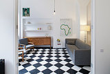 Houzz Tour: Playing Checkers in a Converted London Bakery (9 photos)