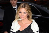 'Clearly Inebriated' Kate Moss Charms Her Way Onto a Plane