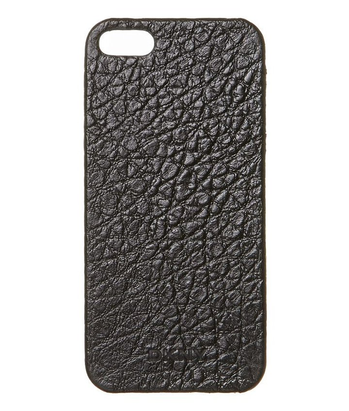 DKNY Saffiano Leather iPhone 5 Case