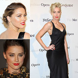 Amber Heard Beauty Evolution
