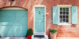 #PhillyHomePortrait Instagram Project Reminds Us Why We Love Colorful Front Doors