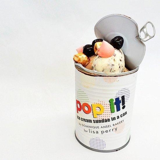 Dominique Ansel's Ice Cream Sundae in a Can
