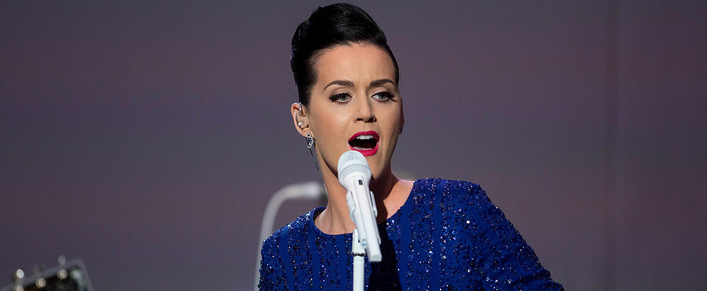 Katy Perry Belts It Out For a Very Special White House Performance