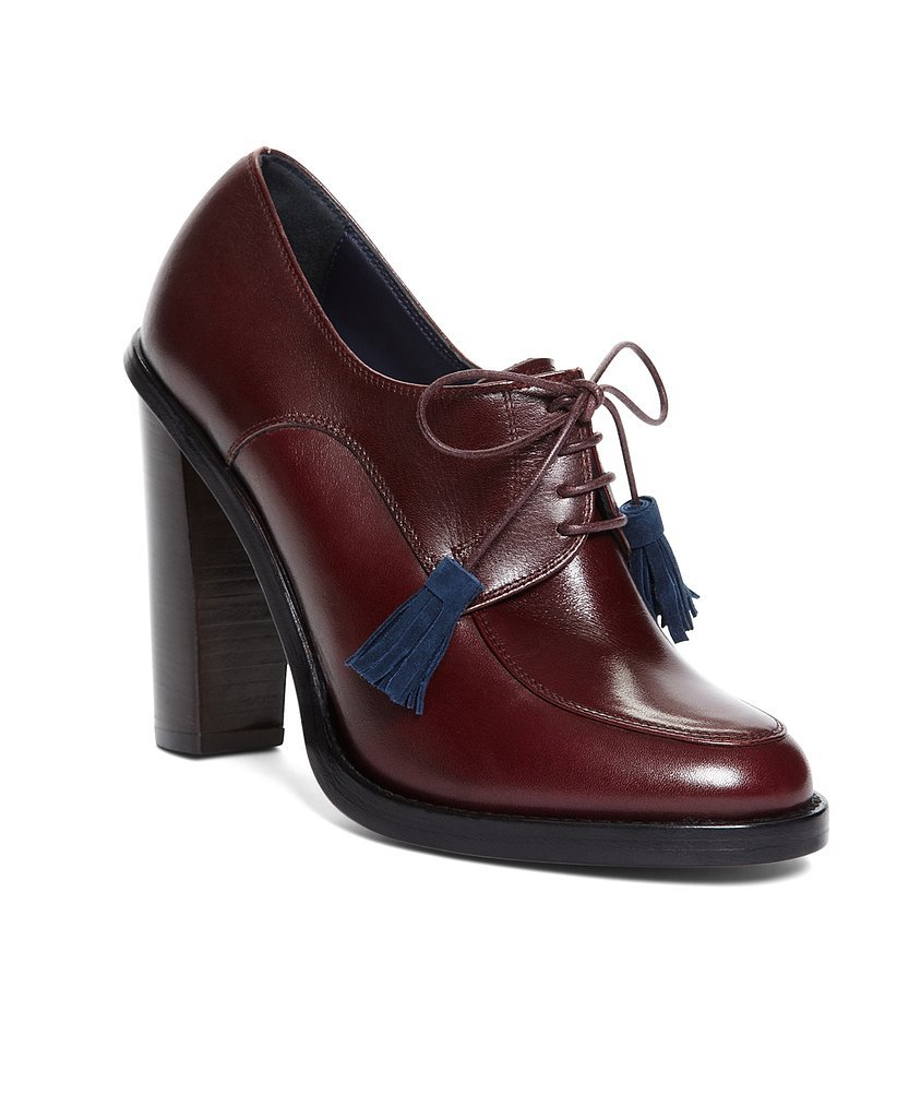 Brooks Brothers Lace-Up Oxford Bootie