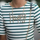 Stripes and Polka Dot Fashion