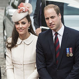 Will and Kate Bring Out the Royal Charm For the WWI Anniversary