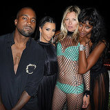 Celebrities And Models At Givenchy's Riccardo Tisci's Party