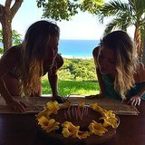 Celebrity Instagram Travel Pictures in August 2014