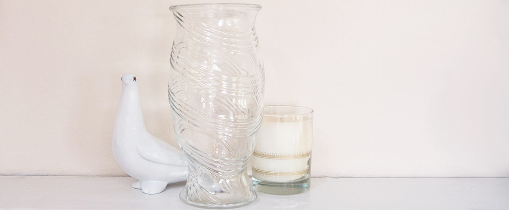 How to Clean Glass Vases With Hard-to-Reach Spots