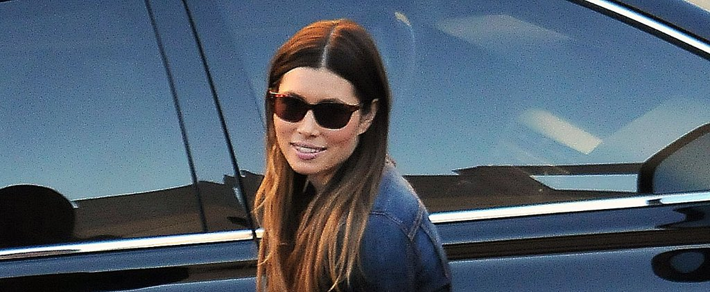 When Jessica Biel Plays It Casual, This Is What Happens