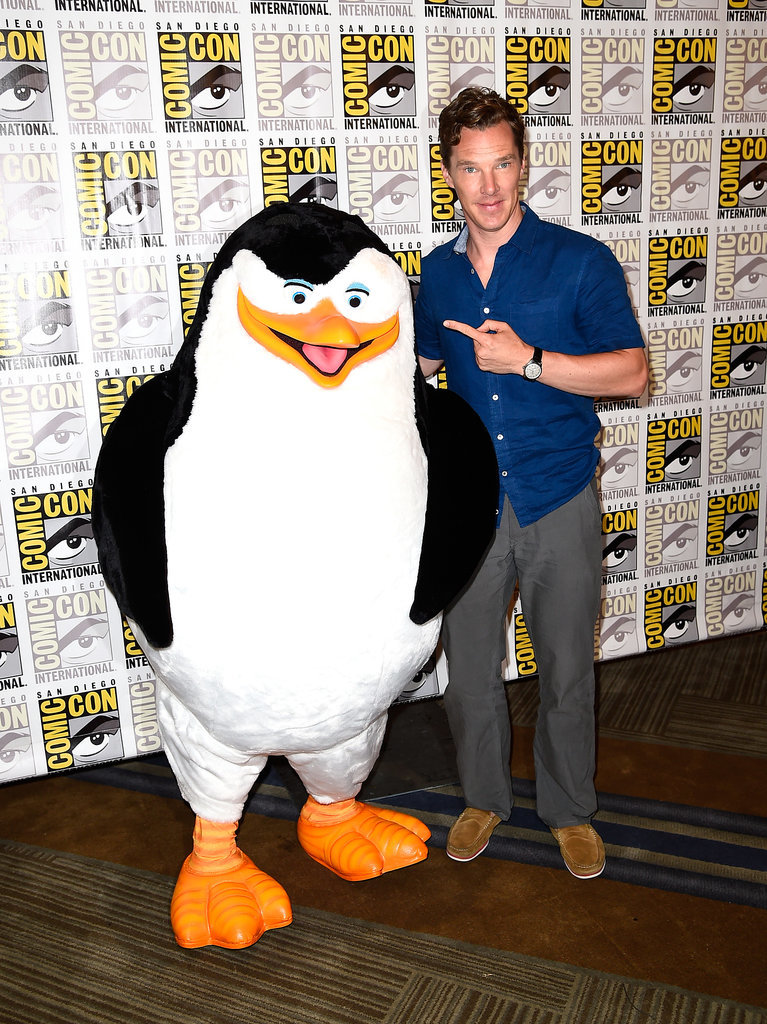 When He Didn't Have to Wear a Penguin Suit to Look Suave