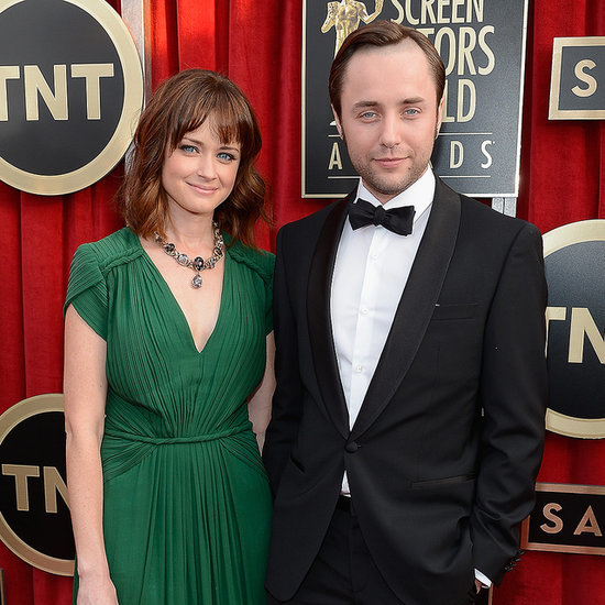 Alexis Bledel and Vincent Kartheiser Got Married