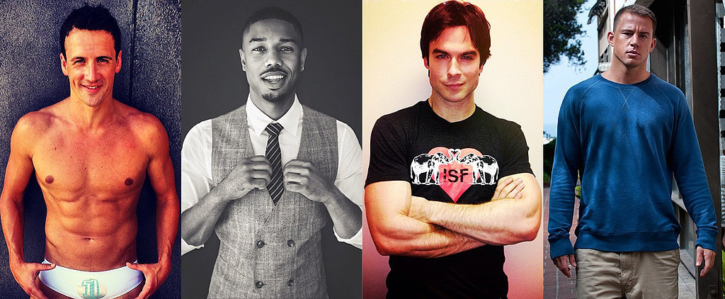 39 Super Hot Male Stars You Should Follow on Instagram
