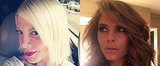 Tori Spelling Shows Off Her DIY Shorter Hairstyle