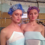 Myer Spring Summer 2014 2015 Fashion Launch Backstage Photos