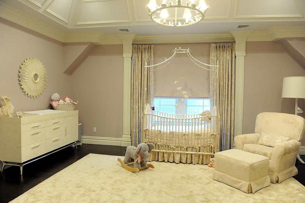 Kevin and Danielle Jonas's Sweet Nursery