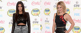 Stars Get the Teen Choice Awards Red Carpet Started