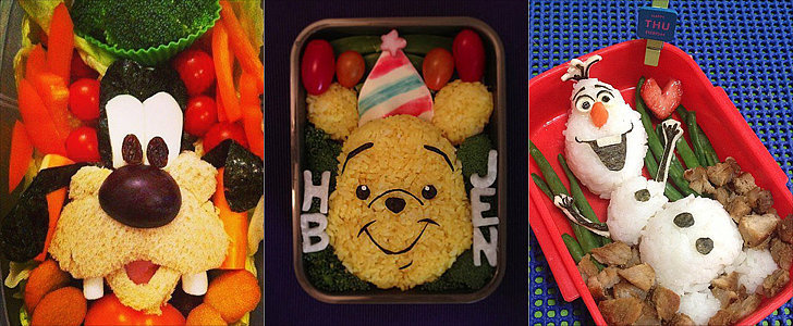 25 Ways to Bring Disney Magic to the Lunch Box