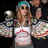 Cara Delevingne Turns 22