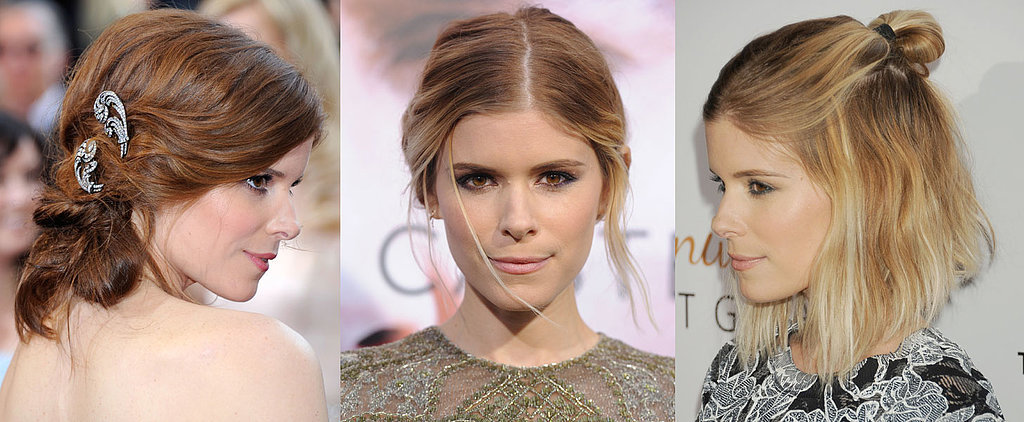 10 Times Kate Mara's Updo Was Way Cooler From the Back