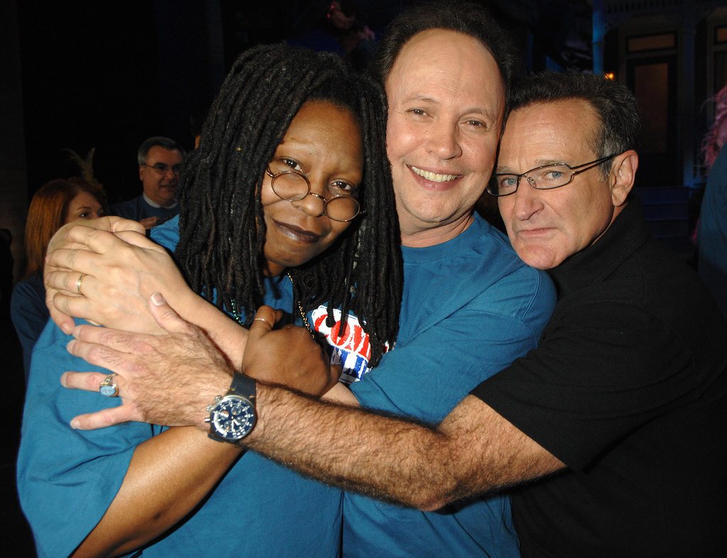 Billy Crystal and Whoopi Goldberg