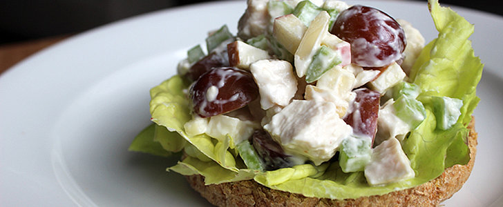 Lighten Up Chicken Salad With a Secret Ingredient