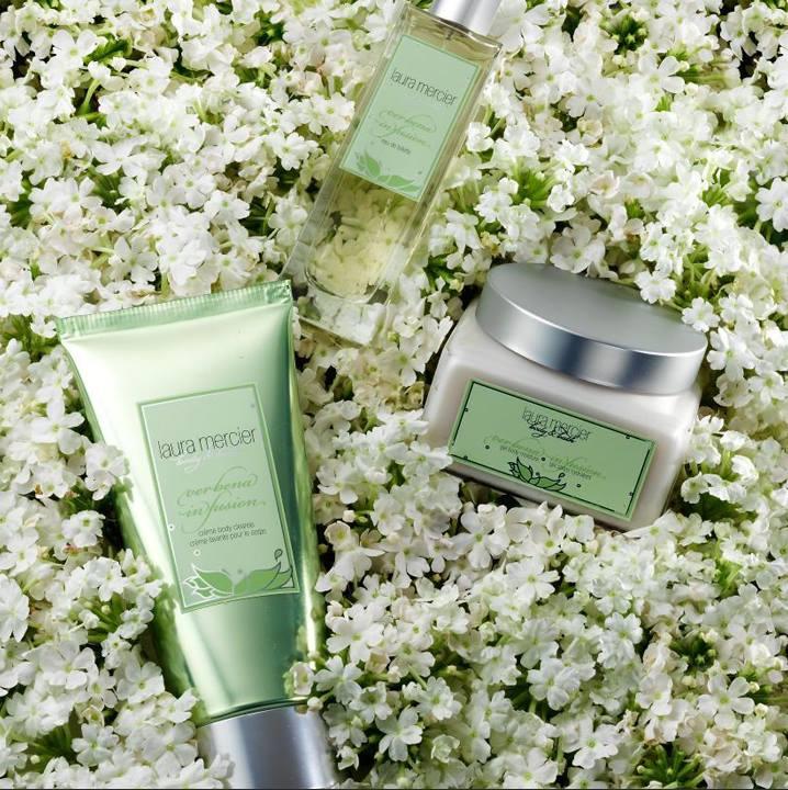 Laura Mercier Bath Body Fragrance Verbena Infusion