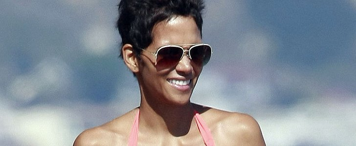 48 Never Looked So Good: Halle Berry's Birthday Bikini Workout