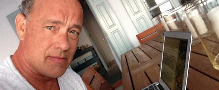 Tom Hanks Created an App — Guess What It Is?