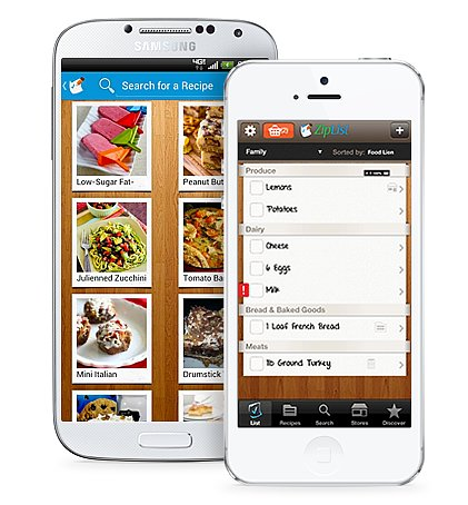 Create a Shopping List For Free